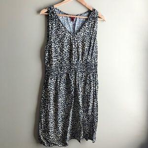 Merona Casual Leopard Print Dress